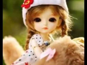 Cute Doll Images For Whatsapp